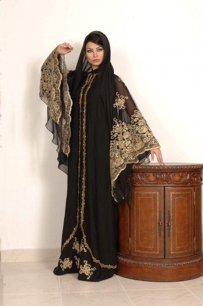 بالصور عبايات كويتية , فصالات كويتية حديثة 3239 7