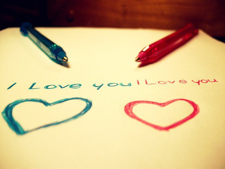 بالصور رسائل حب ورومانسية , شوف ارق رسالة حب للحبيبين 5800 8