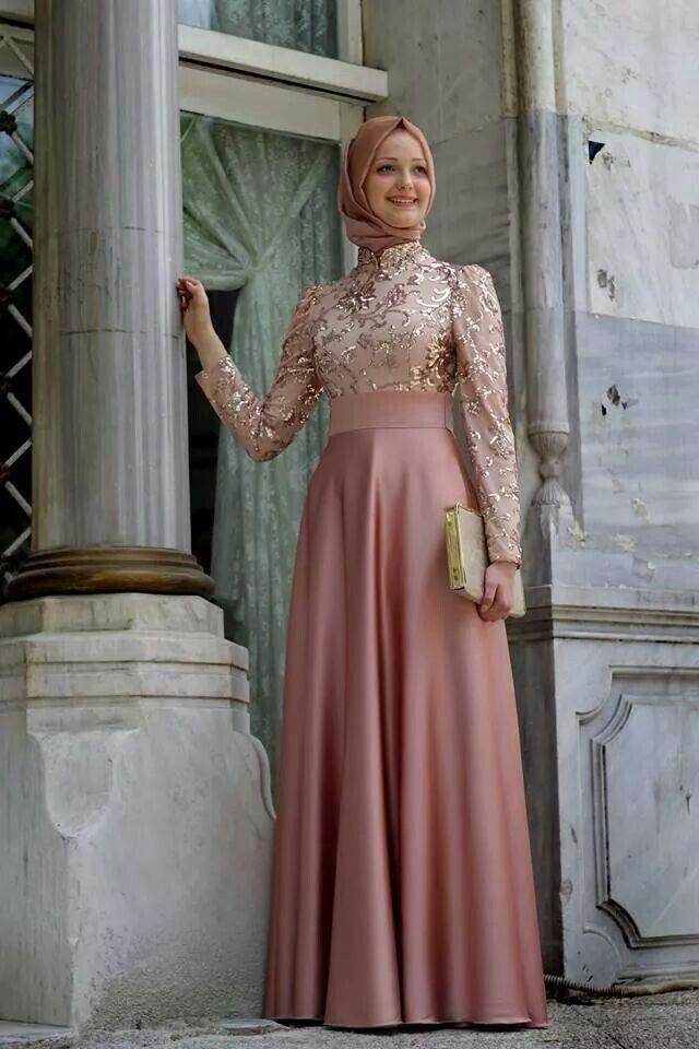 صور فساتين سواريه تركى , احدث و اجمل الفساتين التركيه