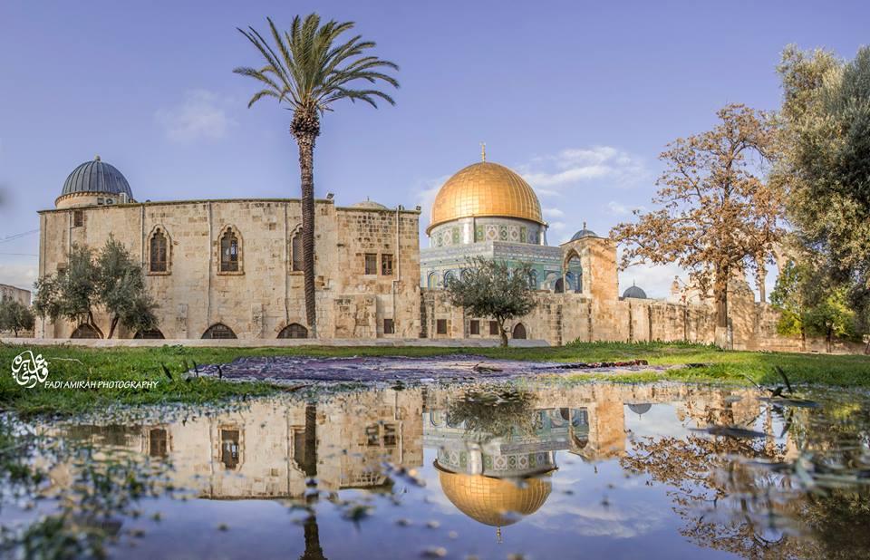 بالصور اجمل الصور للمسجد الاقصى , اعظم مسجد وضع فى العالم 1789 11