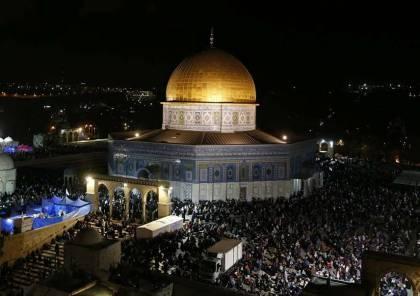 بالصور اجمل الصور للمسجد الاقصى , اعظم مسجد وضع فى العالم 1789 4