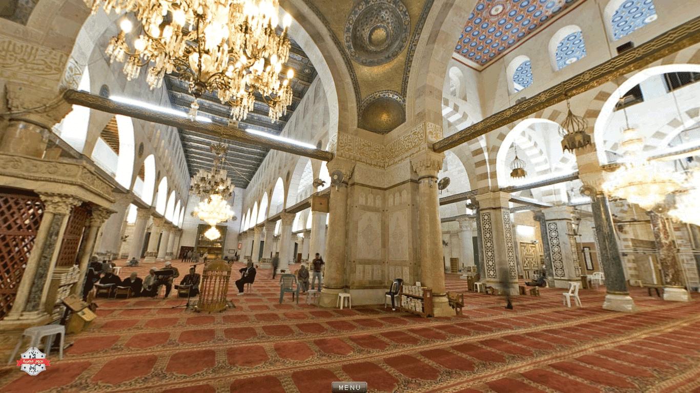 بالصور اجمل الصور للمسجد الاقصى , اعظم مسجد وضع فى العالم 1789