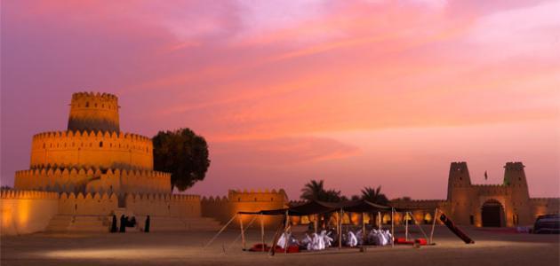 صورة مدينة العين , اجمل المدن السياحيه فى الامارات