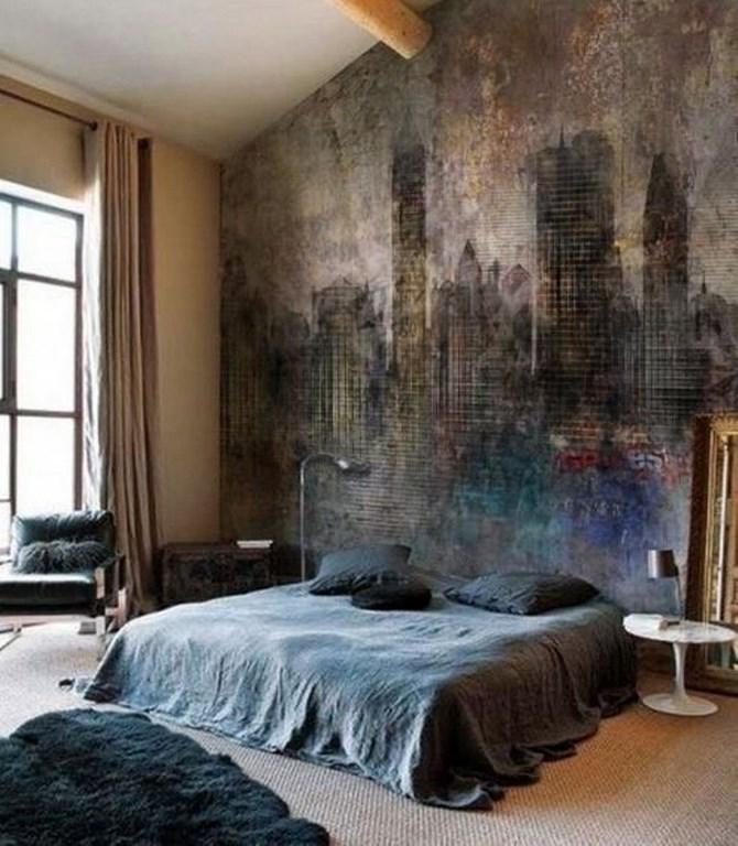 صورة ورق جدران غرف نوم , اجمل ورق حائط فى غرف النوم 1948 2