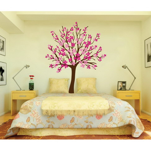صورة ورق جدران غرف نوم , اجمل ورق حائط فى غرف النوم 1948 6