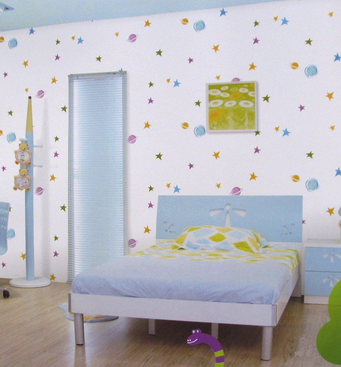 صورة ورق جدران غرف نوم , اجمل ورق حائط فى غرف النوم 1948 7