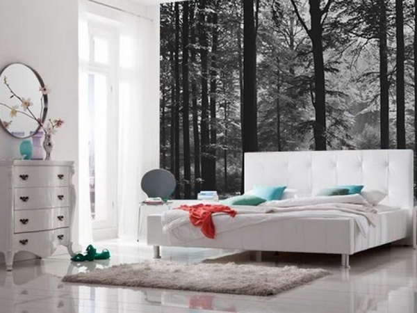 صورة ورق جدران غرف نوم , اجمل ورق حائط فى غرف النوم 1948 8