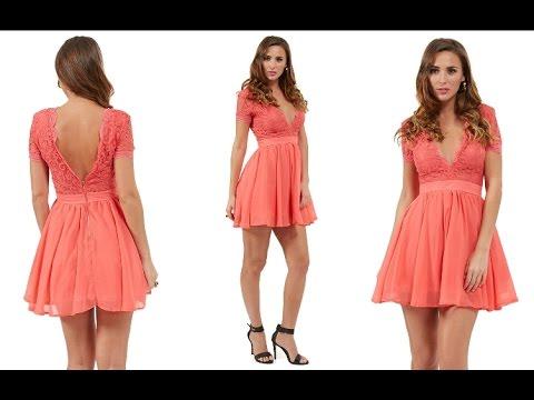 صورة فساتين قصيرة للمراهقات , اجمل فستان للمراهقات