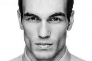 صوره علاج نحافة الوجه عند الرجال , طريقة لعلاج نحافة الوجه