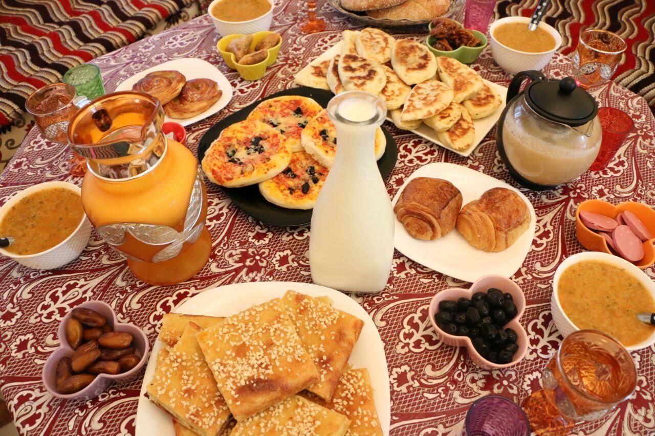 صورة طبخ رمضان , اجمل الوجبات الرمضانية