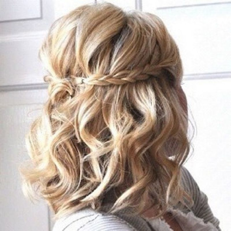 صورة اجمل تسريحات الشعر القصير , احدث تسريحات الشعر