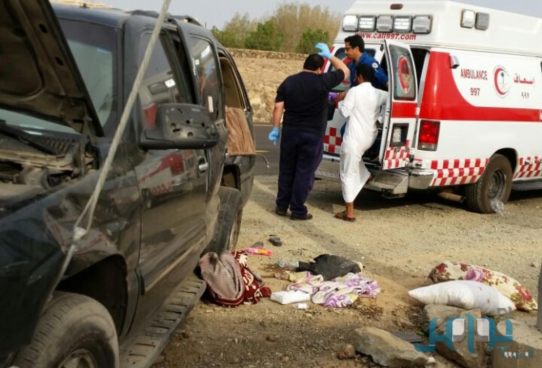 صوره مصور حادث المدينة , صور للحوادث في المدينة المنورة