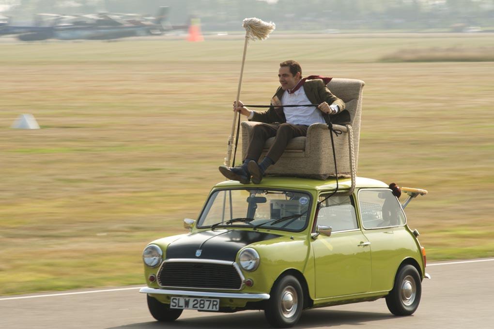 صوره سيارة مستر بن , احلى صور لسيارة مستر بن