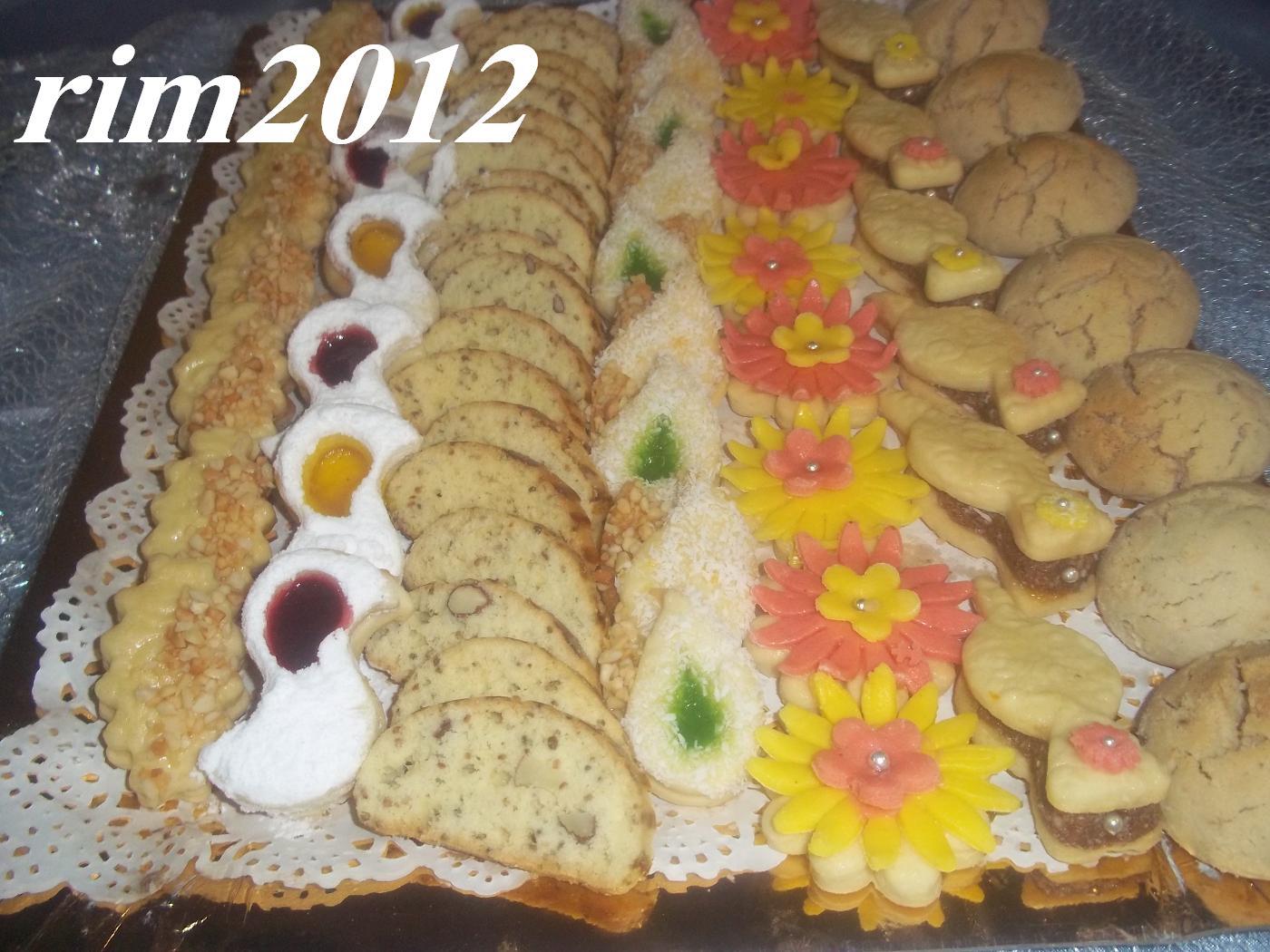بالصور الحلويات المغربية بالصور والمقادير , اجمل الحلويات المغربية 2541 4