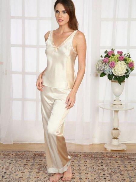 بالصور ملابس نوم للعروس , اجمل ملابس نوم 2545 7