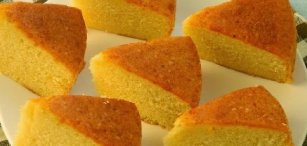 صورة كيكة سهلة وسريعة , اسهل طريقة لعمل الكيكة