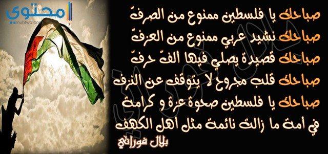 بالصور شعر عن فلسطين , اجمل الكلمات عن فلسطين 2603 2