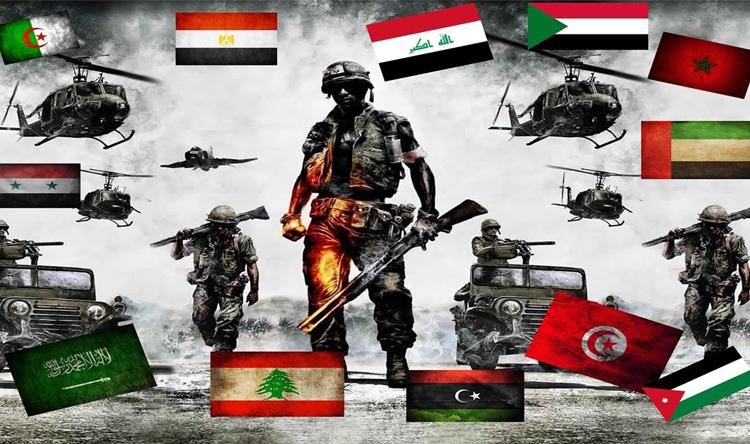 صورة اقوى جيش في العالم , تعرف على ترتيب القوات المسلحه الاكثر باسا فى العالم
