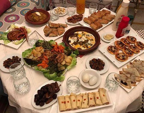 صورة عشاء فخم , صور لارقي وجبة مساء 2737 3