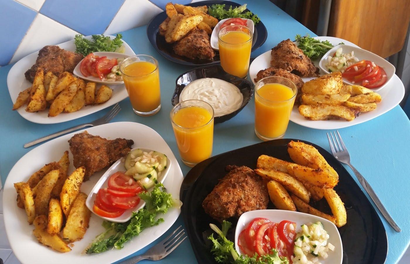 صورة عشاء فخم , صور لارقي وجبة مساء 2737 8
