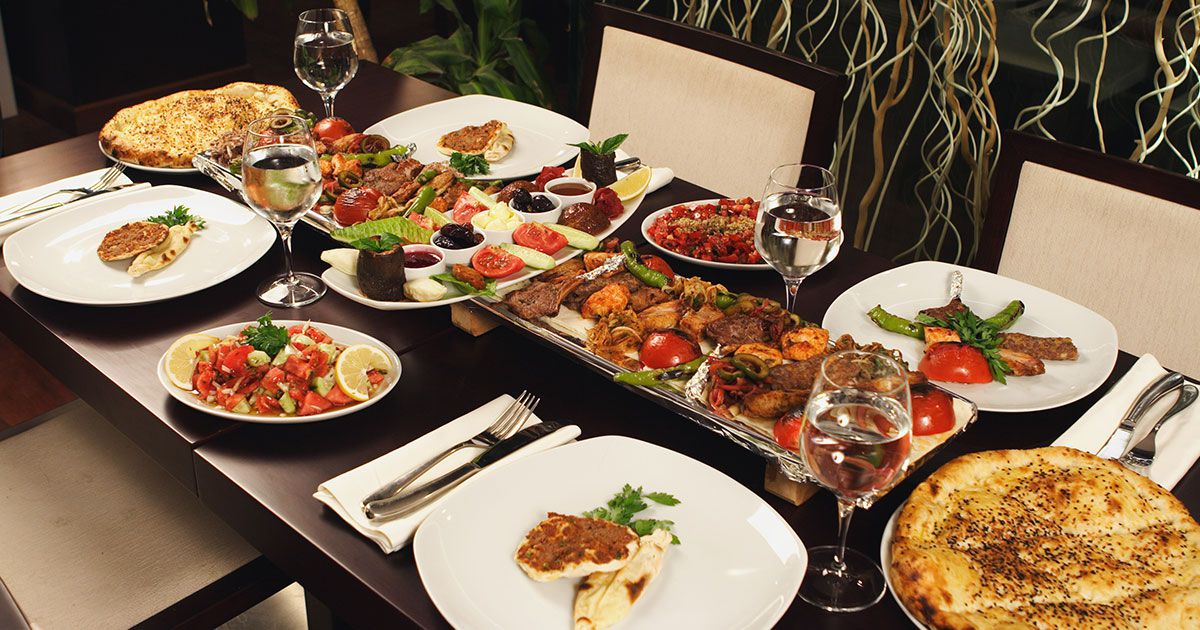 صورة عشاء فخم , صور لارقي وجبة مساء 2737