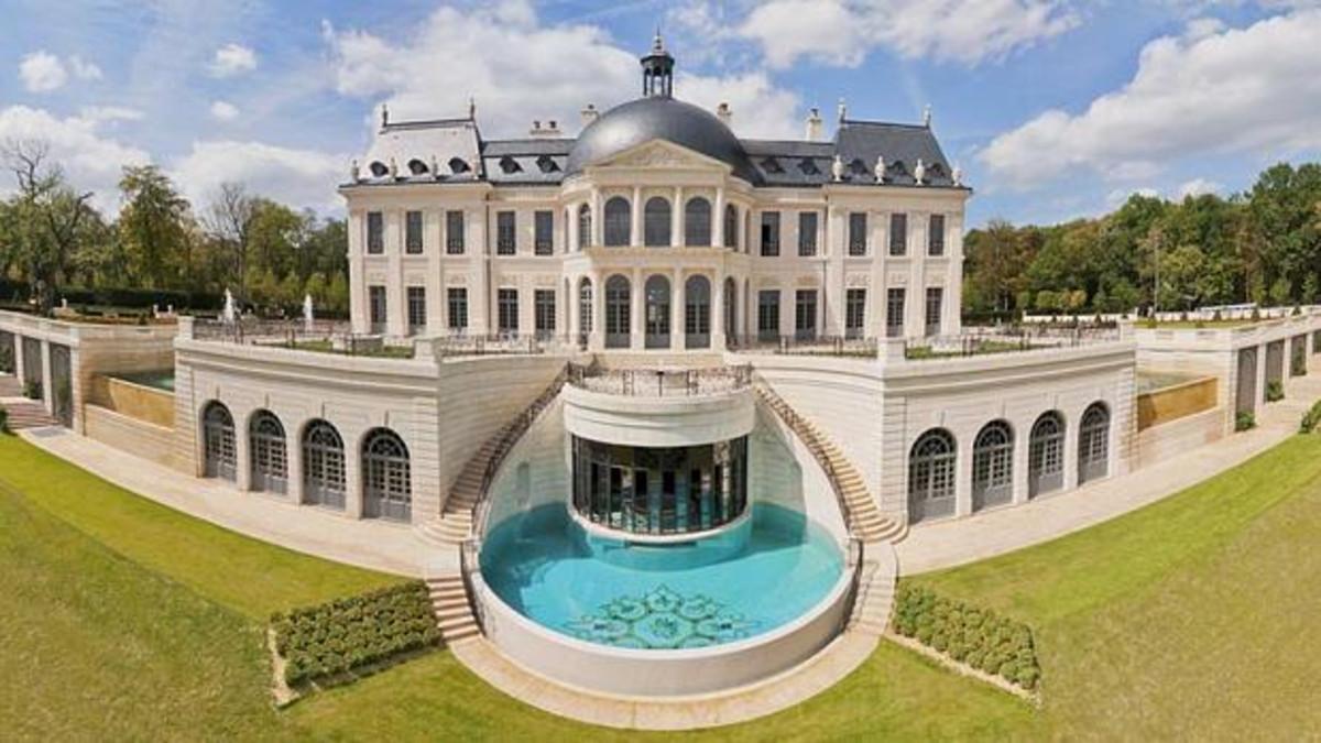 صورة اكبر بيت في العالم , اضخم بيت في العالم