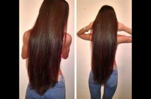 بالصور كيفية تطويل الشعر , وصفات تطويل الشعر بسرعه فائقه 2054 4 310x205