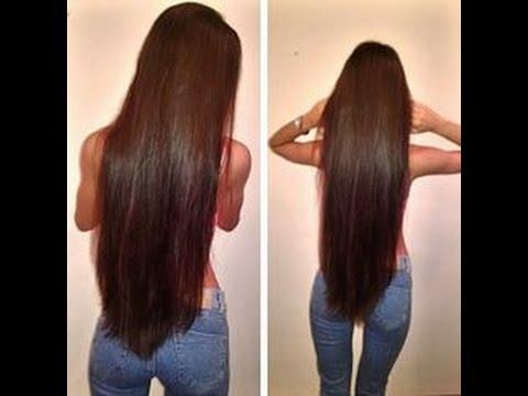 صوره كيفية تطويل الشعر , وصفات تطويل الشعر بسرعه فائقه
