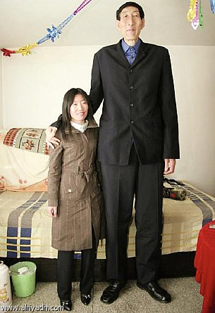 بالصور اطول رجل في العالم , صور لاطول و اغرب رجال العالم كله 2076 4