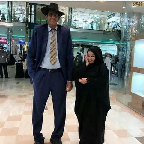 بالصور اطول رجل في العالم , صور لاطول و اغرب رجال العالم كله 2076 5