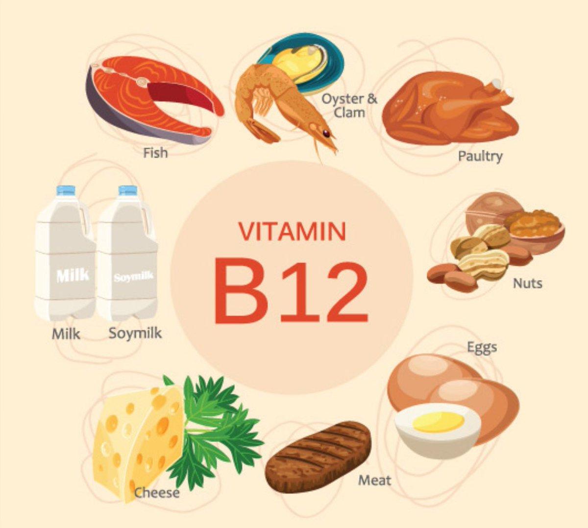 بالصور فيتامين 12 b , اهميه فيتامينات الحبوب لجسم الانسان 2100 2