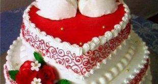 صوره صور كعكة عيد ميلاد , تورتات جميله الاشكال و الالوان لاعياد الميلاد