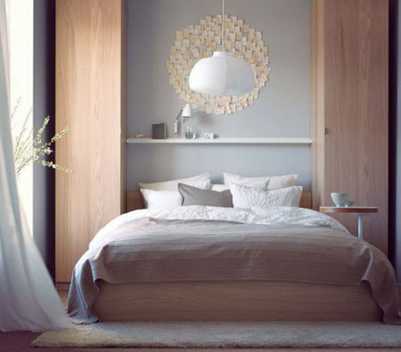صورة غرف نوم ايكيا , شركه ايكيا للعرسان