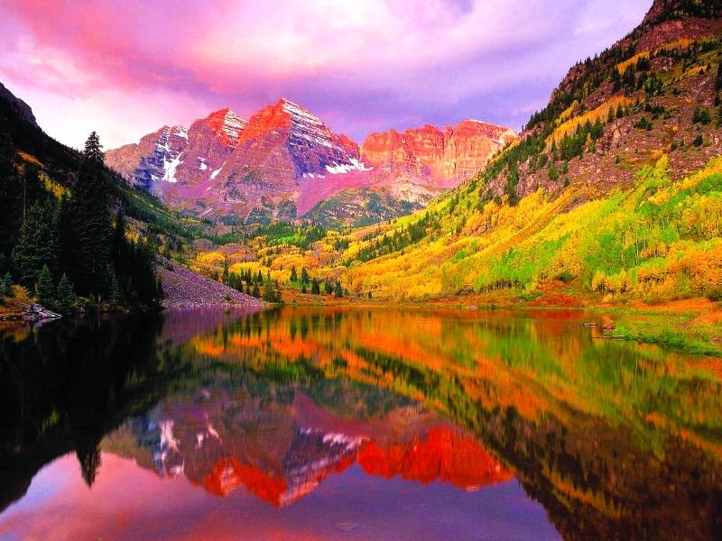 بالصور اجمل مناظر العالم , خلفيات طبيعيه هادئه جميله 2182 9