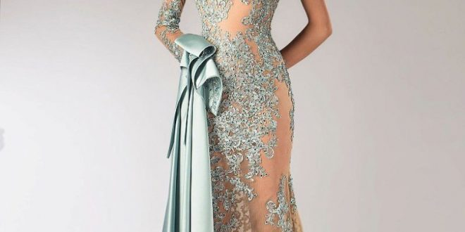 صورة ملابس سهرة , فساتين سهرة غايه فى البساطه و الجمال