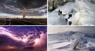 صوره الظواهر الطبيعية , ماهى المظاهر والاجواء الكونيه