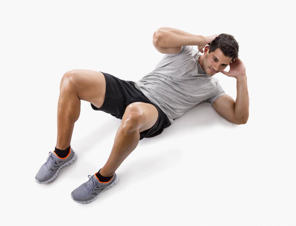 صورة تمارين عضلات البطن , ماهى افضل حركات رياضيه لشد المعده 2850 2