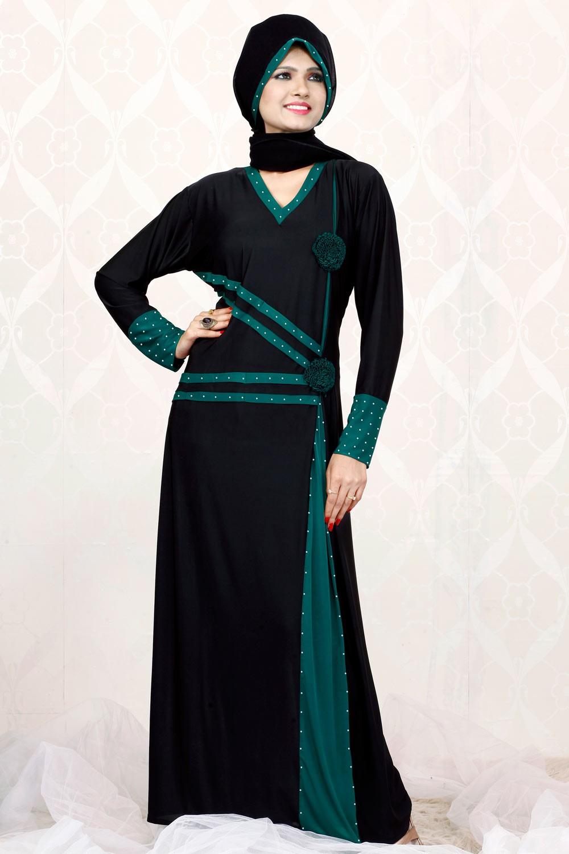 بالصور عبايات مصرية , اجمل ثياب حشمه مطرزه 2863 3