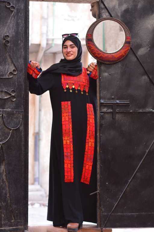 بالصور عبايات مصرية , اجمل ثياب حشمه مطرزه 2863 7