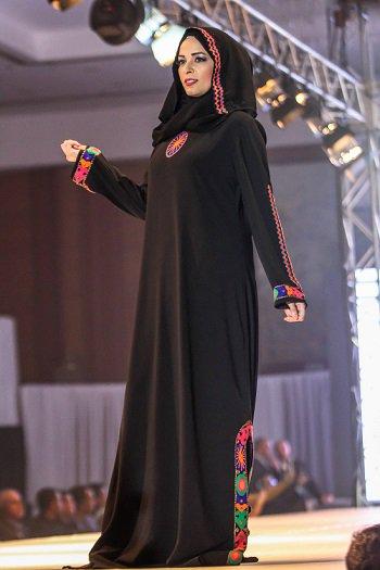 بالصور عبايات مصرية , اجمل ثياب حشمه مطرزه 2863 9