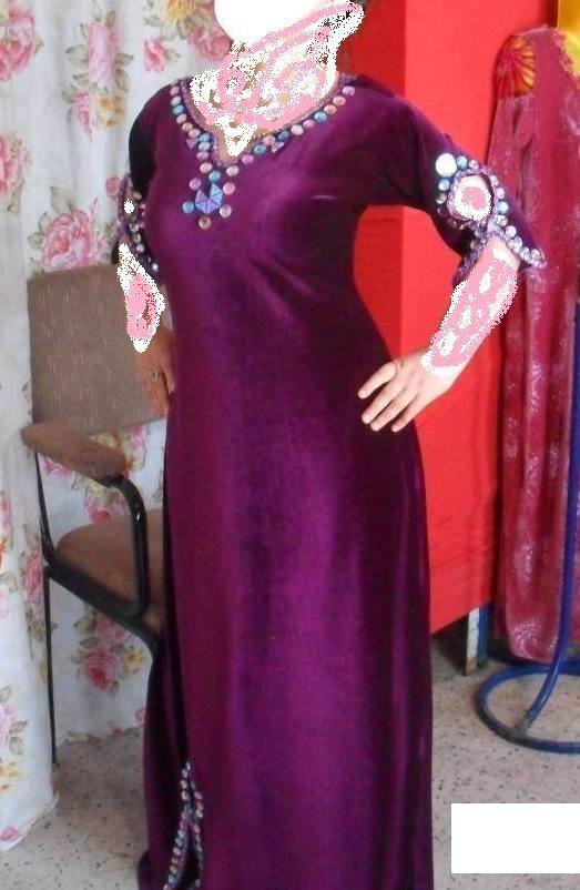 بالصور خياطة قنادر , ملابس على الطراز العربي 2877 4
