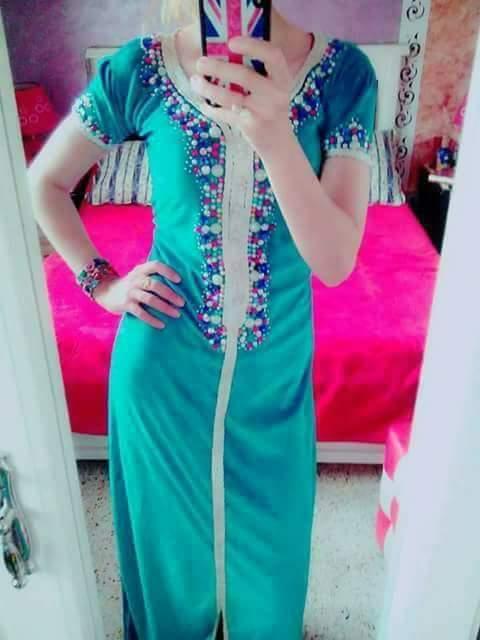 بالصور خياطة قنادر , ملابس على الطراز العربي 2877 8