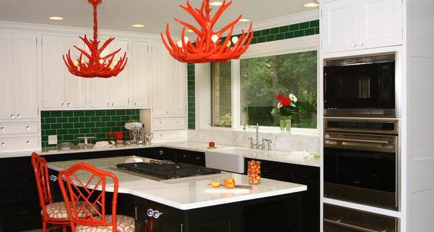 صورة مطابخ حديثة , اجمل تصميمات مودرن لمطبخك