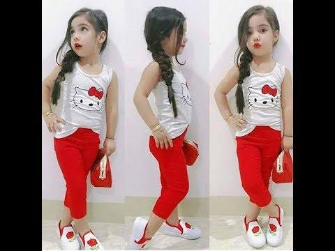 صوره ملابس اطفال بنات , ثياب 2018 للفتيات الصغيرات