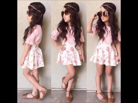 بالصور ملابس اطفال بنات , ثياب 2019 للفتيات الصغيرات 2919 4