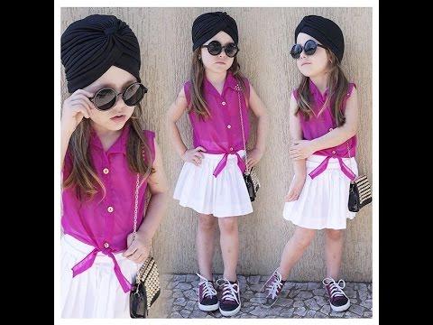 بالصور ملابس اطفال بنات , ثياب 2019 للفتيات الصغيرات 2919 7