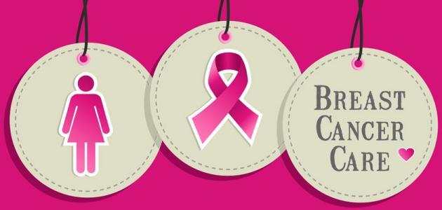 صور مرض سرطان الثدي , تعرف على اعراض سرطان الصدر عند النساء