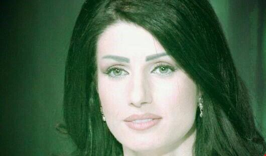بالصور لينا زهر الدين , صور اعلاميه لبنانيه 2957 10
