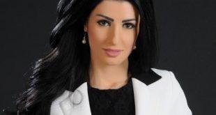 صوره لينا زهر الدين , صور اعلاميه لبنانيه
