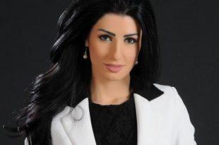 صورة لينا زهر الدين , صور اعلاميه لبنانيه